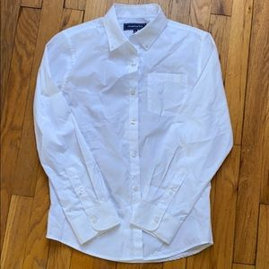 Youth button down